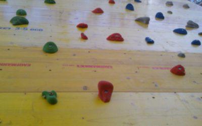 Pareti d'arrampicata